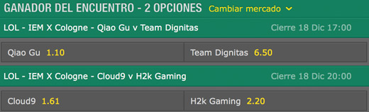 IEM-Colonia-Bet365