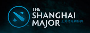 Shanghai Major Dota2 logo