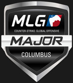 MLG Major Columbus 2016 Counter Strike GO Logo