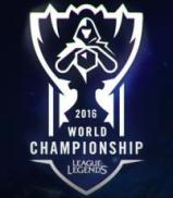 Campeonato Mundial de League of Legends 2016 Logo