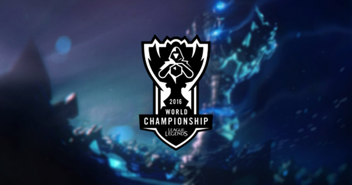 Resultado de imagen para league of legends world championship 2016