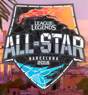 All Star 2016 - League of Legends - Barcelona