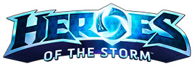 Heroes of the Storm - Logo Blizzard MOBA