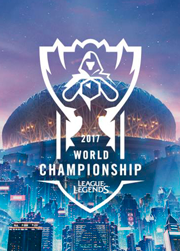 Campeonato Mundial de League of Legends 2017 - Logo