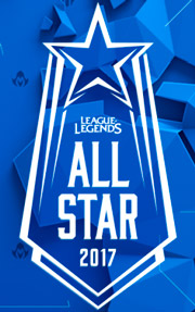 All Stars 2017 League of Legends Logo
