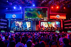 League of Legends All-Star 2017 Archivo