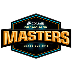 DreamHack Masters Marseille 2018 Logo
