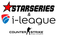 StarSeries i-League Counter Strike Global Offensive Logo