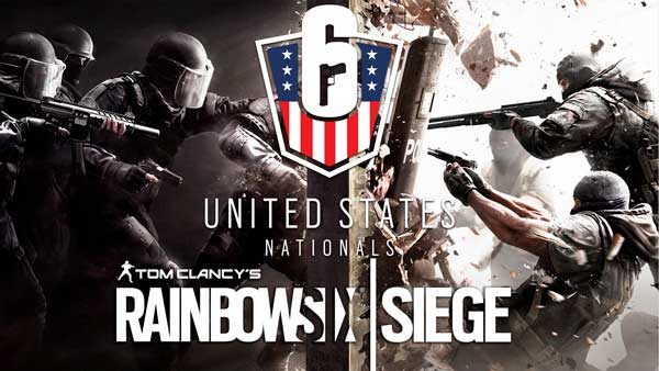 Rainbow Six R6 United States Nationals 2018