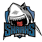 Shark Esports Counter Strike Global Offensive CSGO Equipo Logo