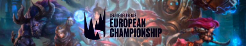 League of Legends LEC Apuestas Esports