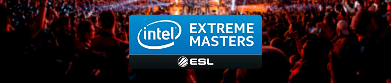 Intel Extreme Masters IEM Banner